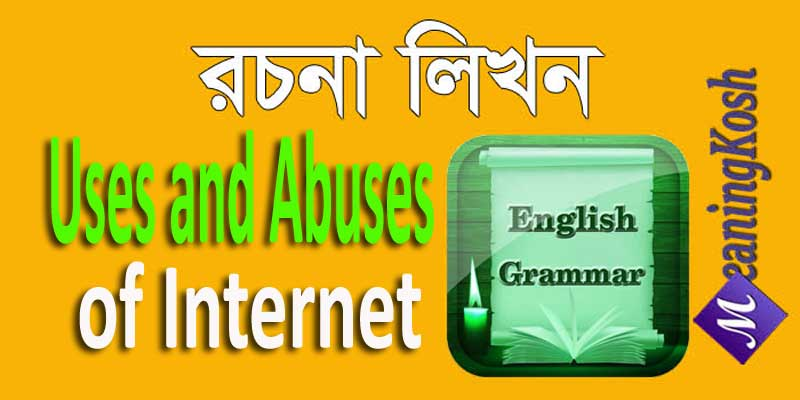 Uses and Abuses of Internet